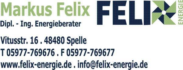 Felix Energie Stempel
