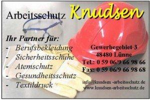 Arbeitsschutz Knudsen