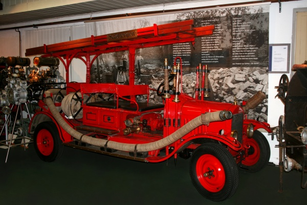Ford T im Museum