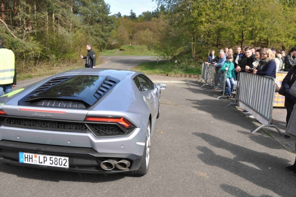 Nordhorn Track Drivers Con HLW 1
