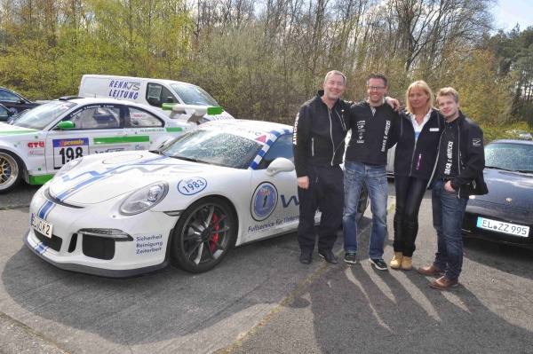 Nordhorn Track Drivers Con HLW 57