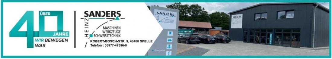 Heins Sanders Logo
